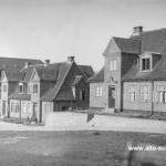Neubau Wärterwohnungen um 1930