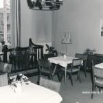 Speisesaal Frauenhaupthaus um 1966