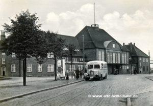 Bahnhof Schleswig
