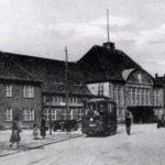 Historische Fotos Häuser Schleswig