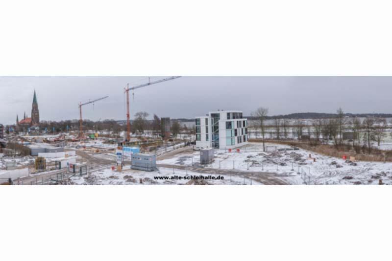 Panorama: An den Königswiesen