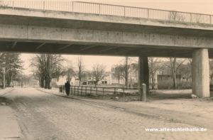 Brücke Gottorfstraße Schleswig