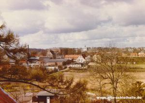 Friesrichsberg, Gärnerei Rahn, Mühle Sahr & Kähler
