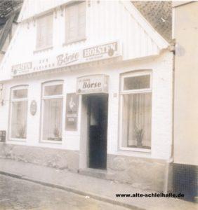 Zur Kleinen Börse, Michaelisstraße