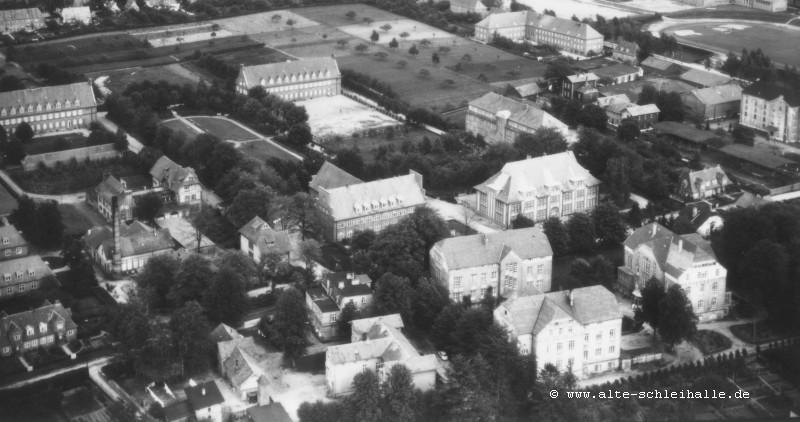 Die Anstalt Hesterberg um 1955