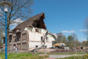 Abbruch Haus F 2016