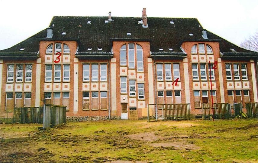 Hof von Haus F