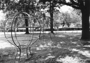 LKH Hesterberg Spielplatz 1966