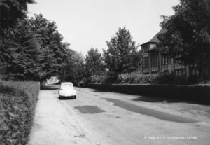 Haus F, 1966, Landeskrankenhaus LKH Hesterberg