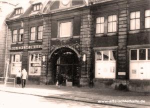 Kreisbahnhof 1964