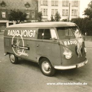 VW Bulli T1 von Radio Voigt