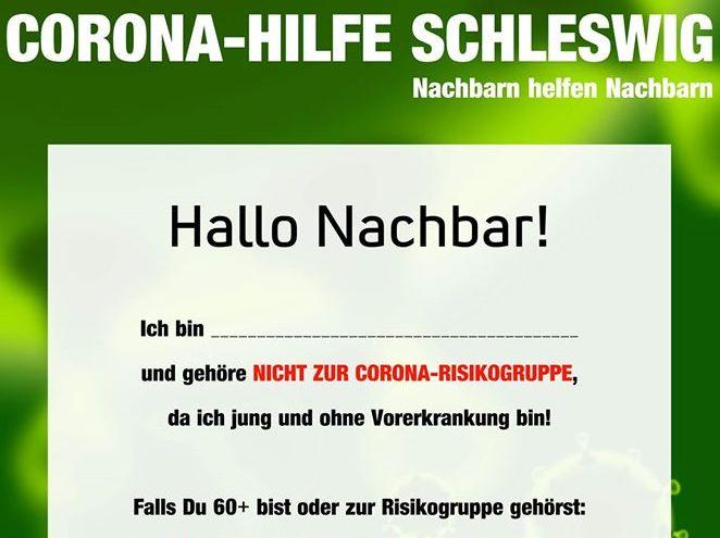 Corona-Hilde Schleswig