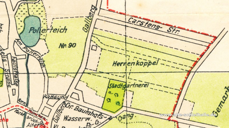 Herrenkoppel am Gallberg Schleswig