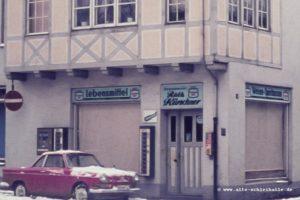 Lebensmittel Ruth Kürschner Lange Straße 4